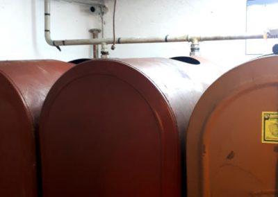 Reinigung, Ausbau und Instandhaltung von Diesel- und Heizöltanks durch Tankschutz Schwaiger e.K. Salching